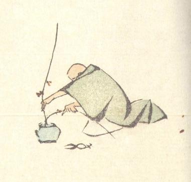 Keisai, le maître du dessin abrégé, © Hazan